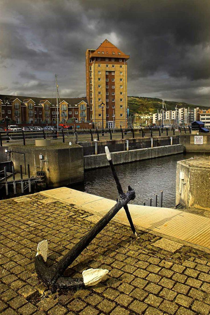 Swansea anchor