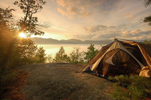 camping!: Adventure, Life, Nature, Camping Outdoors, Lake, Places, Morning, Hiking, Photography