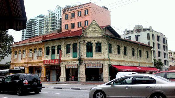 Heritage Building #Singapore