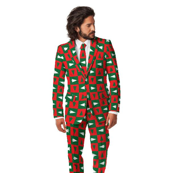 Ugly Christmas Suits Yes Please!