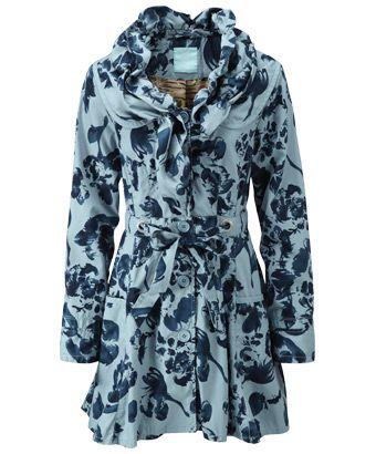 LJ162 - South Beach Shawl Mac  - South Beach Shawl Mac, Women's Coats and Jackets, Womens Clothing, Clothing, Accessories, Joe Browns