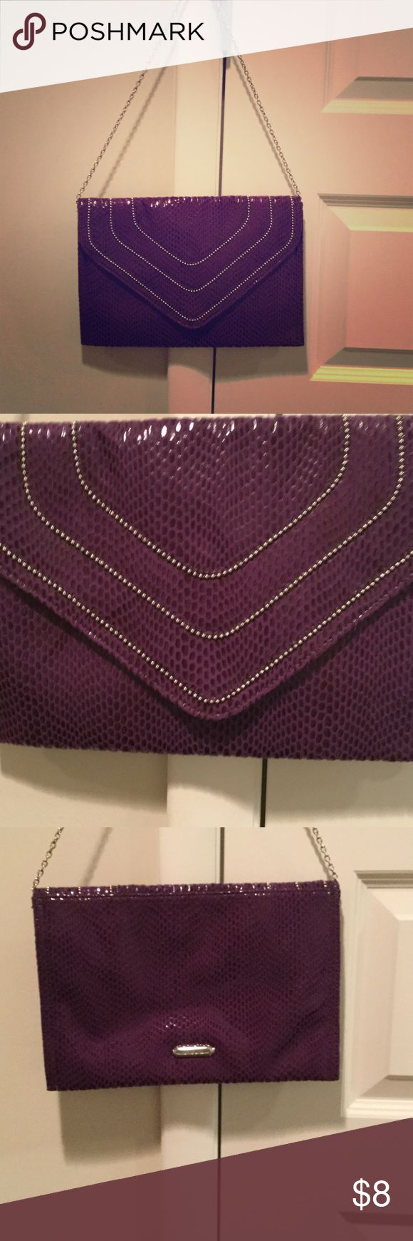Purple clutch Purple clutch Bags