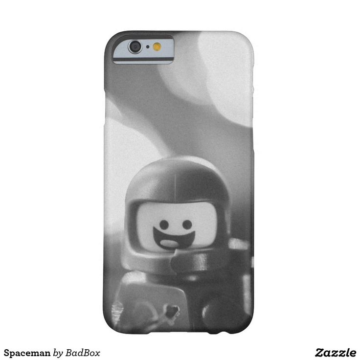 Spaceman Barely There iPhone 6 Case