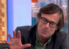 Watch As John McDonnell Uses Robert Peston's Own Book To Justify Labour's Spending Plans