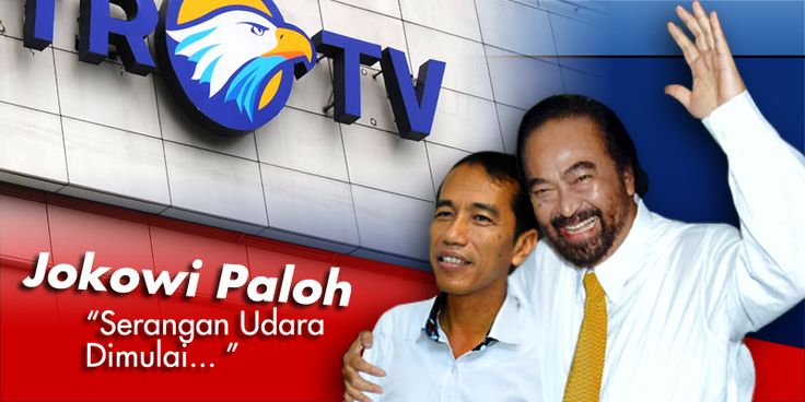 Jokowi Dan Surya Paloh Resmi Berkoalisi