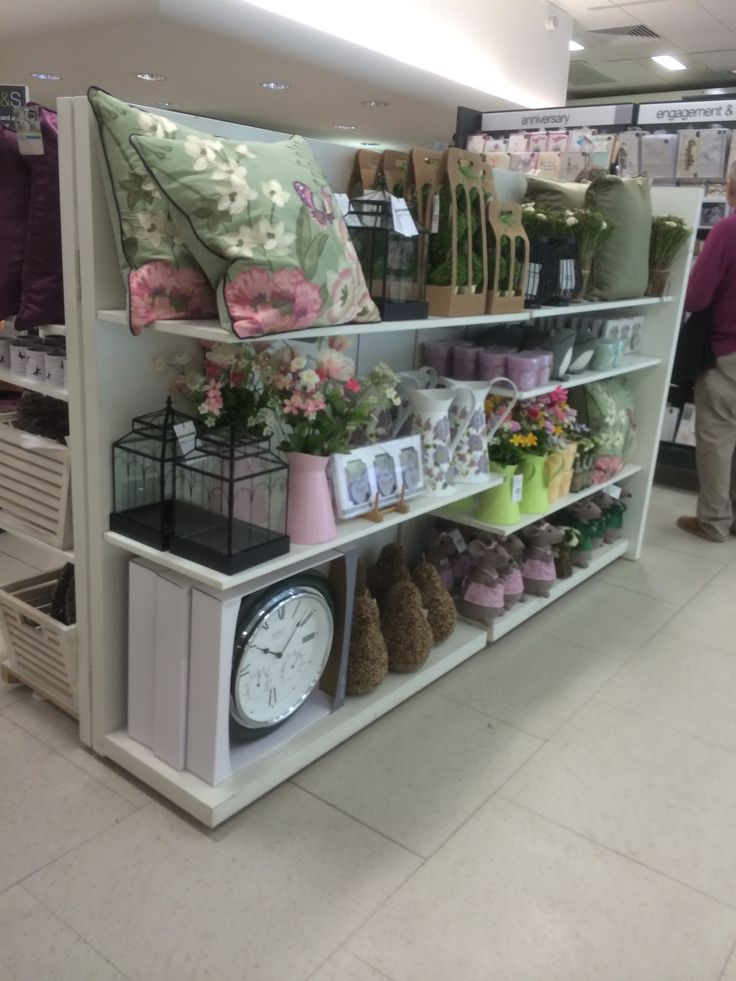 Marks & Spencer Home - Nottingham - Home Retail - Homewares - Layout - Landscape - Tables - Fixtures - Visual Merchandising - www.clearretailgroup.eu