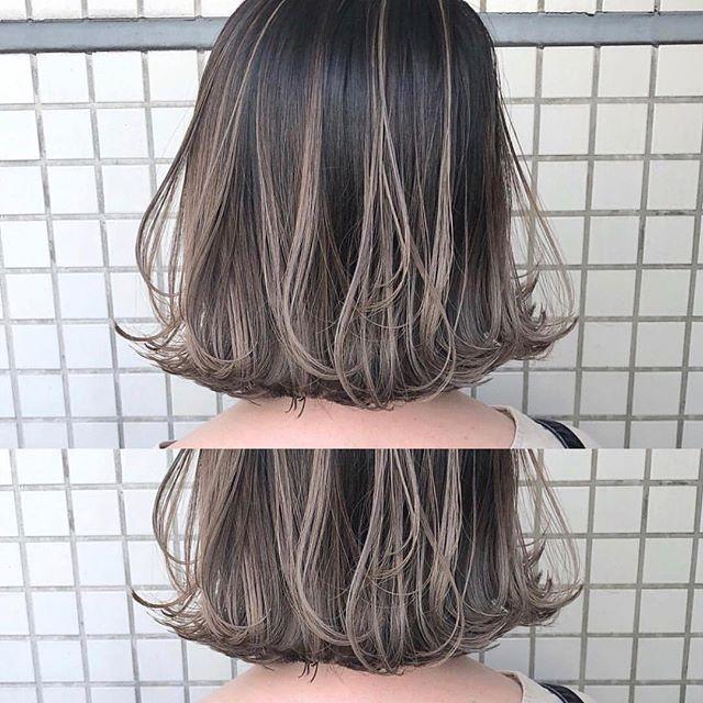 イズミ タカヒロさんはinstagramを利用しています 今週は25日キャンセルが出たため予約に空きあります 品よくオシャレ それがizumiカラーの原点 世界に通用する日本一のバレイヤージュカラーを提供します ホ アジア人 ショートヘア
