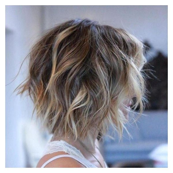 90 Mind-Blowing Short Hairstyles for Fine Hair ❤ liked on Polyvore featuring beauty products, haircare, hair styling tools, hair, fine hair care and curling iron