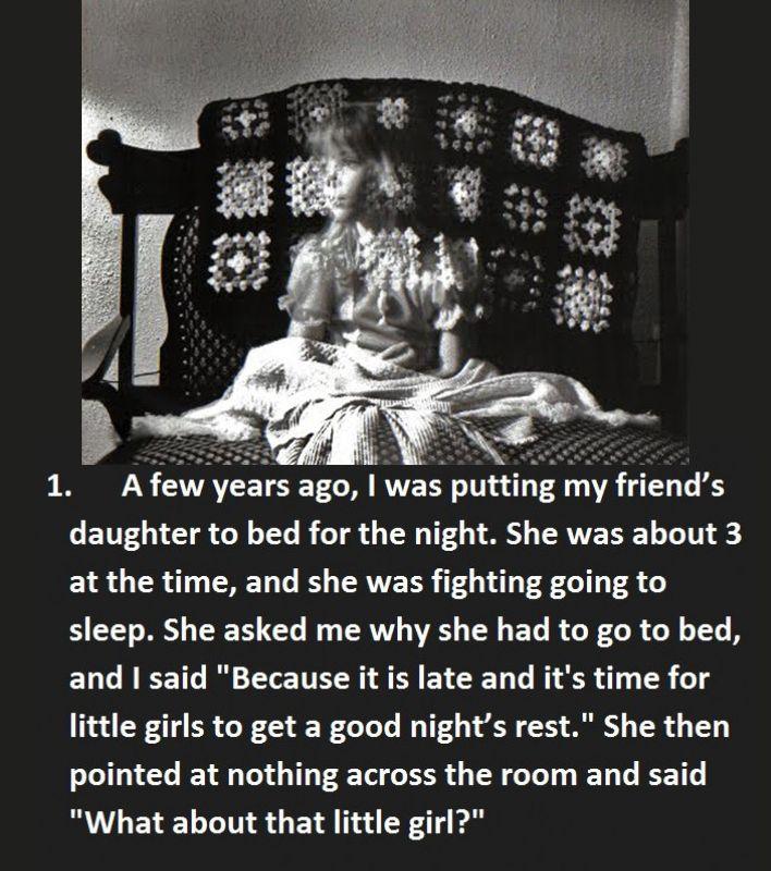 15 Creepy Things Babysitters Heard From Kids… | Rats-FunnyBone.com