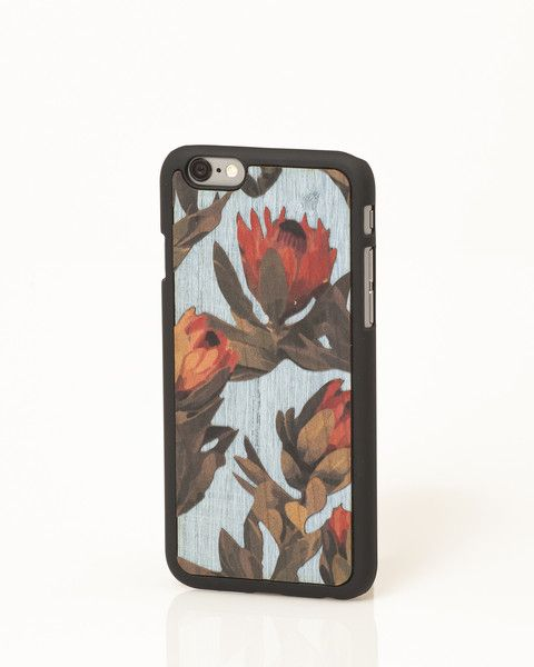 "Provence ""Valuable Leisures"" wooden iPhone cover by Wood'd"