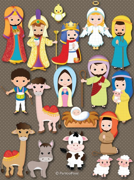17 best ideas about Nativity Clipart on Pinterest | Christmas ...
