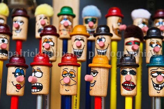Funny Pencils Photo Fine Art photography by PatrickRabbatPhotos