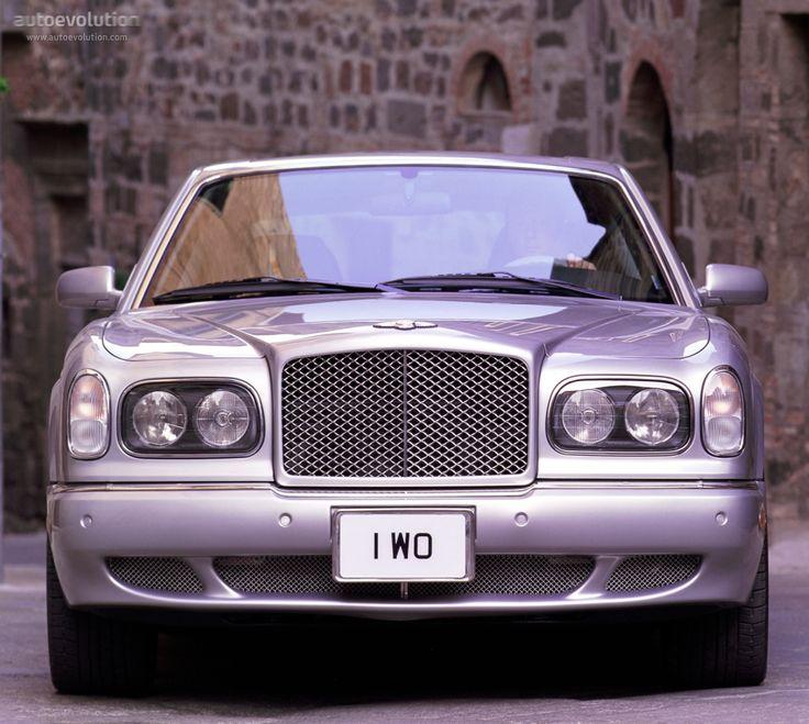 Bentley Arnage, P3/2000, Rolls Royce, Crewe, 1998