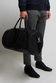 Cooper Duffle Bag - Black