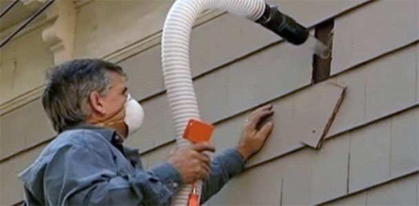 In this video, This Old House general contractor Tom Silva explains how to install cellulose insulation