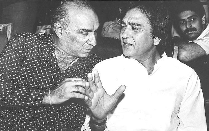 WITH YASH CHOPRA