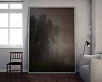 Obrazy - JESENNÉ RÁNO fotoplátno 40x60 cm - 7217030_