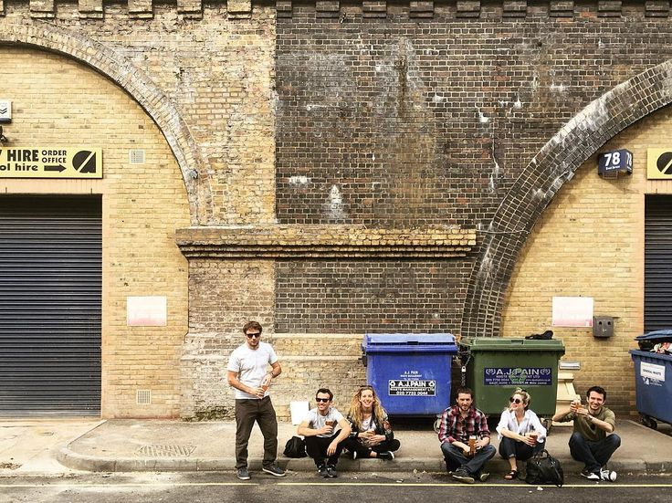 Brew By Numbers Brewery  #brewery #london #brewbynumbers by agustinciarfaglia