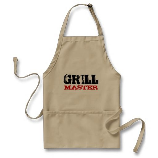 Grill master apron | beige