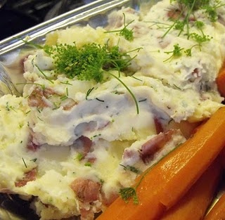 Potatoes with Dill | Yummy-ness | Pinterest