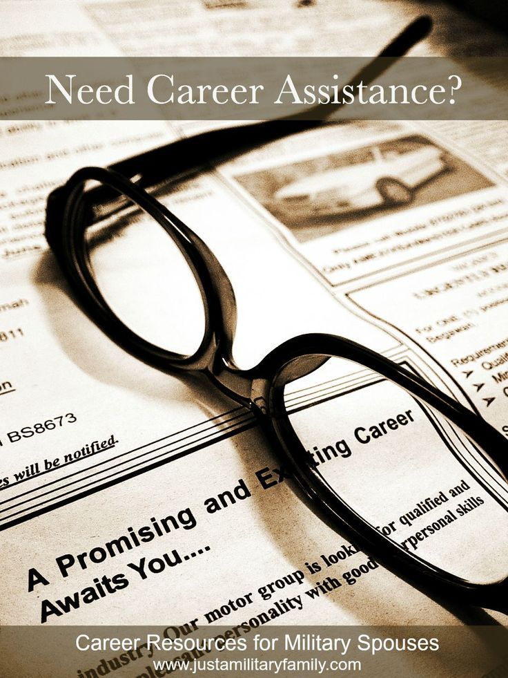 Resources for Military Spouse Careers 40 best