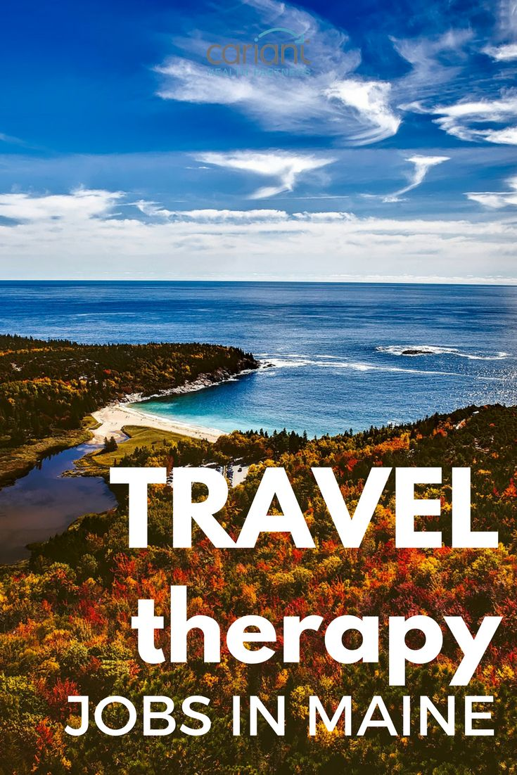 Jobs physical therapy maine - Save This Pin For A Quick Way To Check And Apply For The Latest Travel Therapy Jobs In Maine