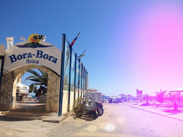 Bora Bora, Ibiza