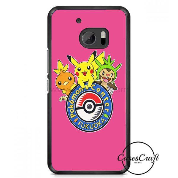 Pokemon Cards HTC One M10 Case