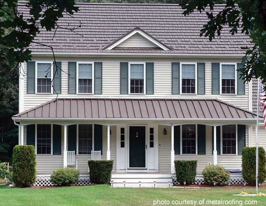 40 Best Standing Seam Metal Roofs Images On Pinterest