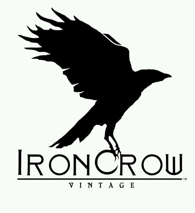 31 best crossfit images on pinterest visual identity comics and logo concept for iron crow would be on t shirts caps etc sciox Choice Image