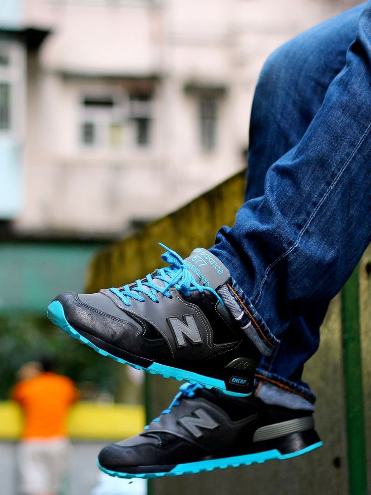Sweetsoles – Limited Edt. Vault x New Balance M577BST (by...