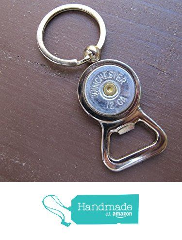 Bullet Keychain Bottle Opener - Bullet Bottle Opener - 12 GA Shotgun Shell Bottle Opener - Keyring Bottle Opener - 12 Gauge Bottle Opener from JillsJewels4you http://www.amazon.com/dp/B016ARJVTM/ref=hnd_sw_r_pi_dp_fsUHwb18MWRSY #handmadeatamazon