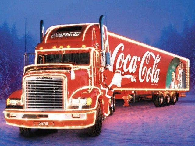 coca cola weihnachtstruck 2016 | Weihnachtstruck auch im Schwarzwald | Schwarzwaldradio