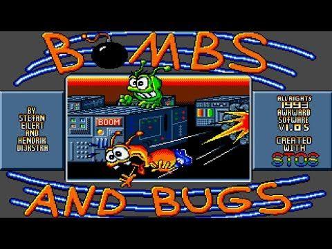 AtariCrypt: Bombs And Bugs