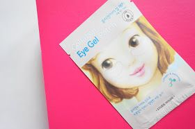 The Cosmetic Critic: Fact Checking Some Bad Science | Etude House Collagen Eye Gel Patch