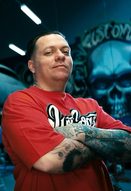 Ryan is CEO of West Coast Customs is a car remodeling company
