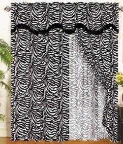 17 Best Ideas About Zebra Curtains On Pinterest Zebra