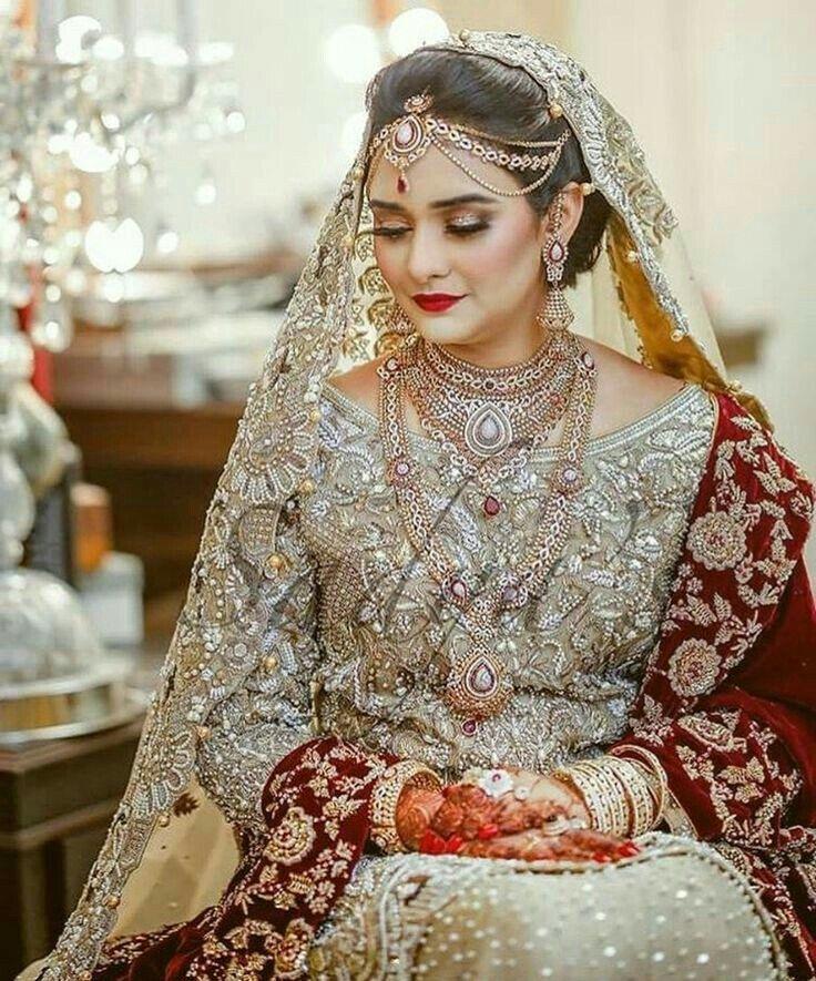 Beautiful Pakistani Bridal Dresses: 3906 Best Beautiful Pakistani Dresses Images On Pinterest