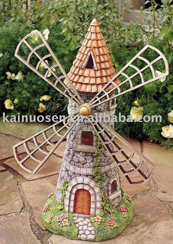 molinos de viento para jardin - Buscar con Google
