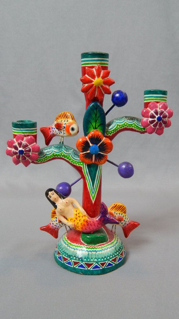 Mexican Folk Art Decor