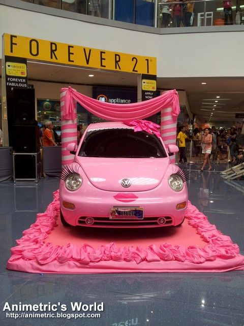 cute volkswagen beetle