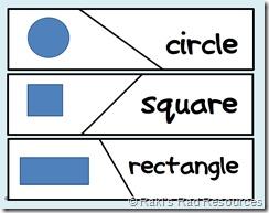 FREE Shape Word Puzzle from Raki Rad Resources: 3D Shapes, Math Center, Correcting Puzzle, Kindergarten Math, Classroom Freebies, Puzzles, Math Shapes, Math Time Shapes, Classroom Ideas