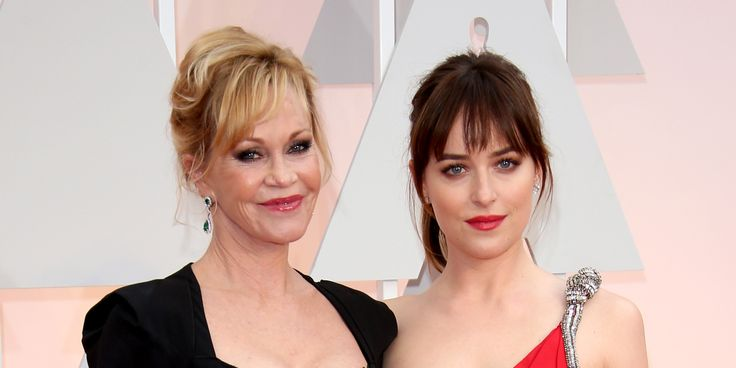 Melanie Griffith and Dakota Johnson by http://www.wikilove.com
