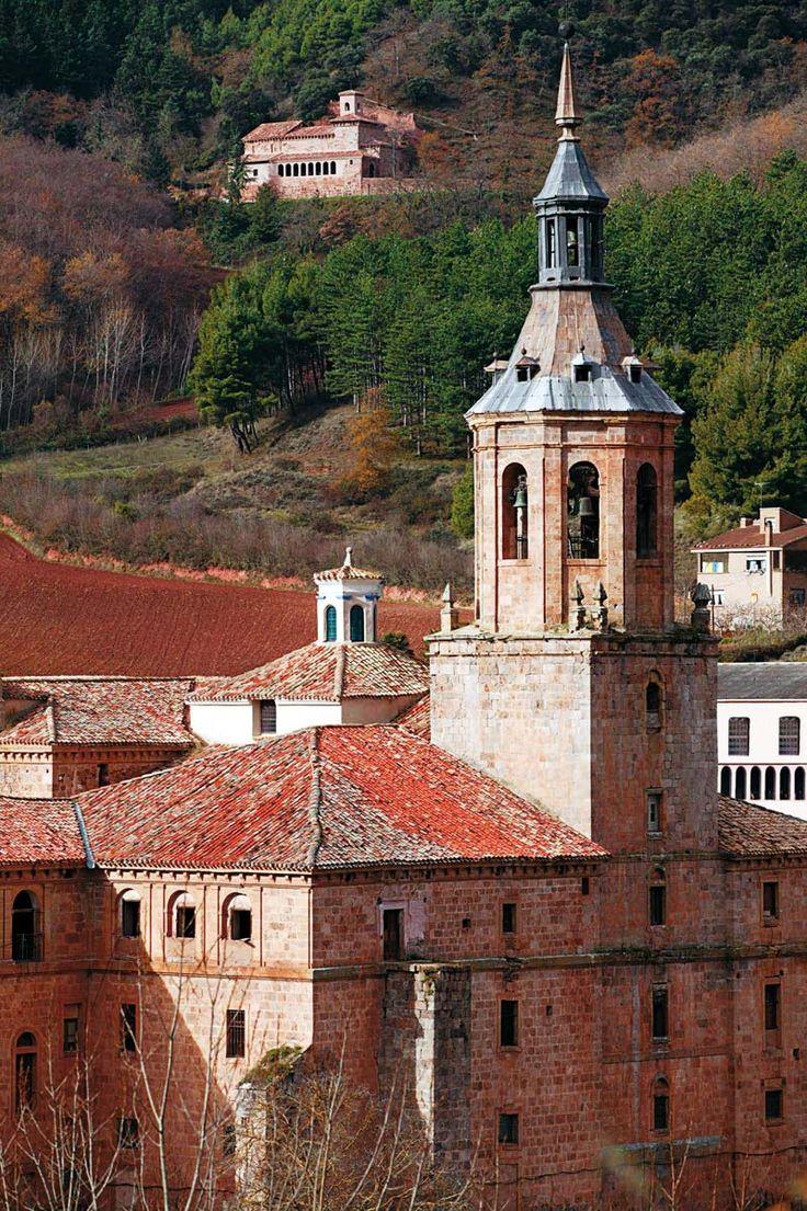 San Millán de la Cogolla, La Rioja, España