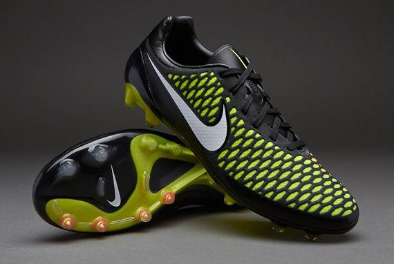 Nike Magista Opus FG - Blk/Wht/Volt/Hyper Punch - Nike | Peter Spencer
