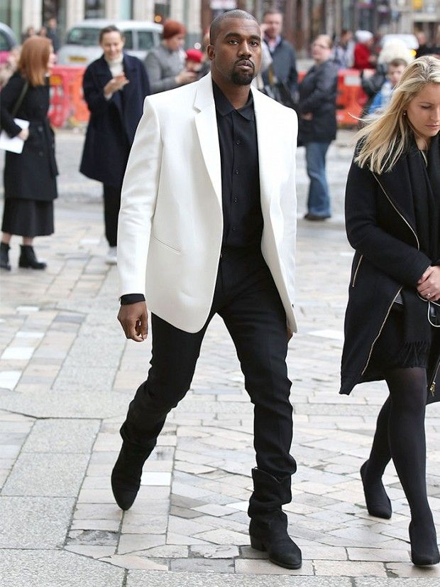 All the Highlights from Kanye West's Intense New Interview via @WhoWhatWear