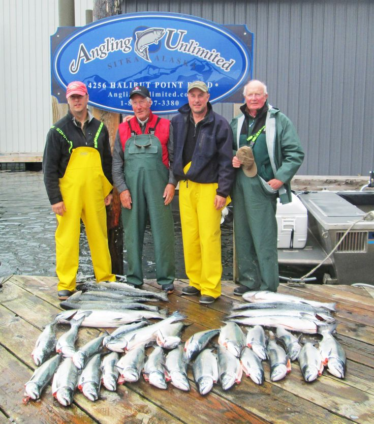 Sitka Fishing Report 6/27: First silver limit of the year! Are they here to stay? Find out what Captain Tom thinks in his latest report.