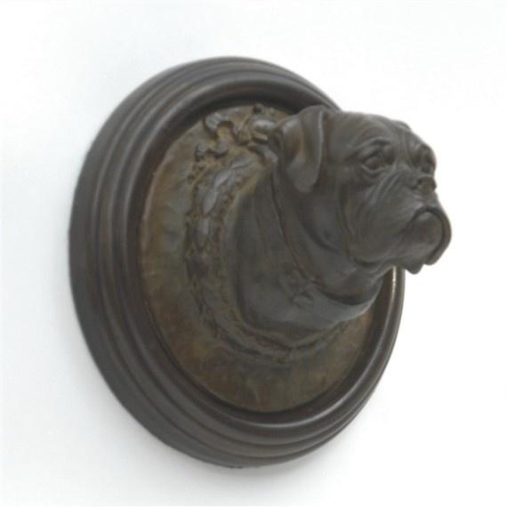 17 best images about door knobs handles on pinterest antique door knockers door pulls and - Bulldog door knocker ...