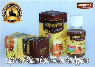 LAPERMA PLATINUM Produk Aman dan Hygienis