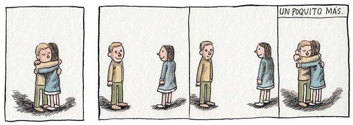 Un poquito mas ... x Liniers